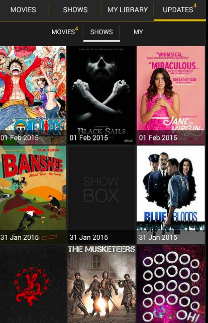 ShowBox for Android 10
