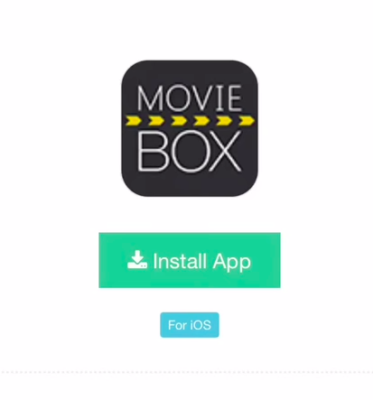 showbox app for apple ipad