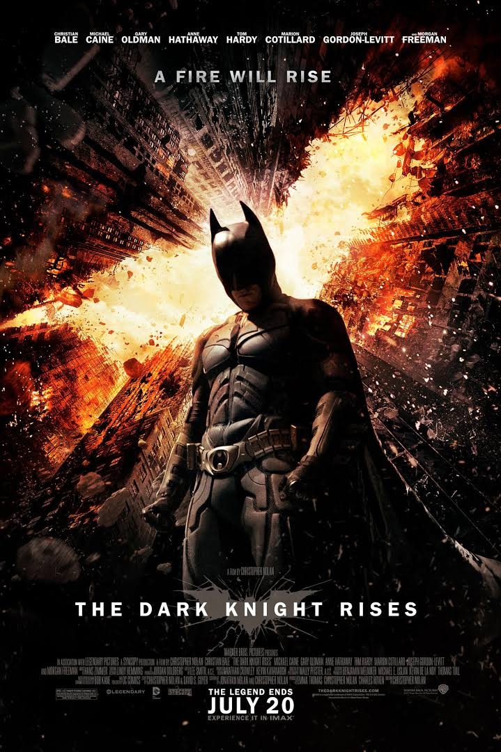 The Dark Knight Rises on ShowBox 4