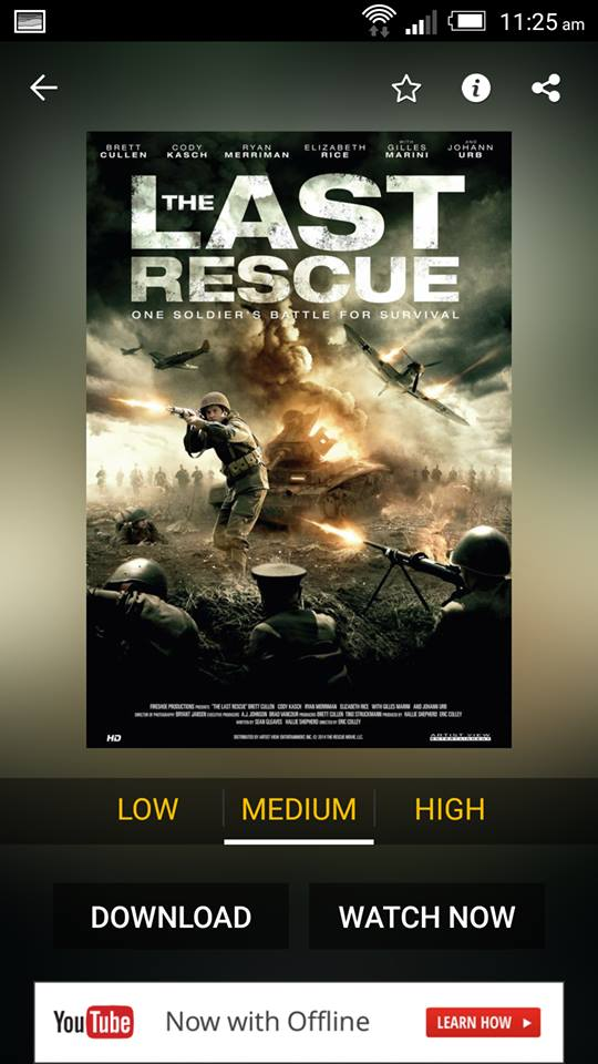The Last Rescue on ShowBox 3