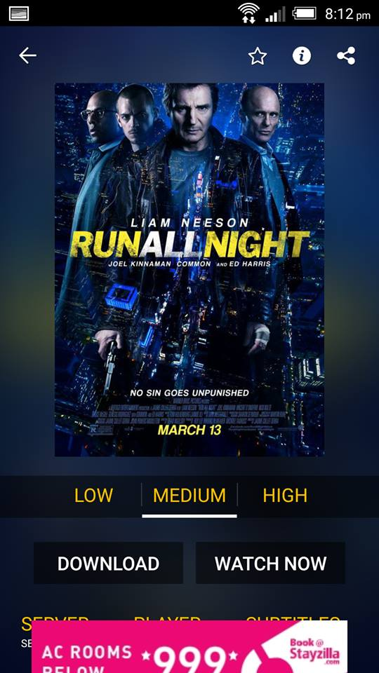 RunAllNight on ShowBox 1