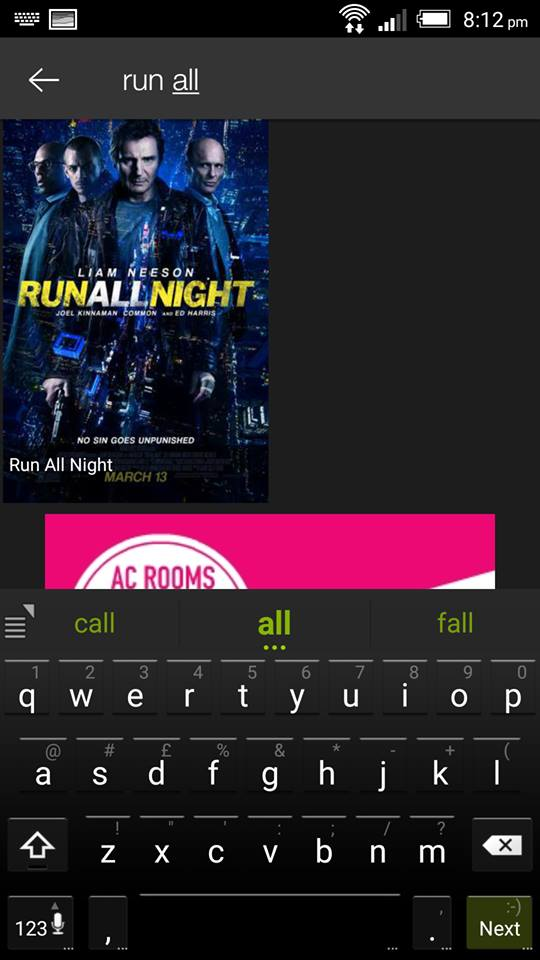 RunAllNight on ShowBox 2